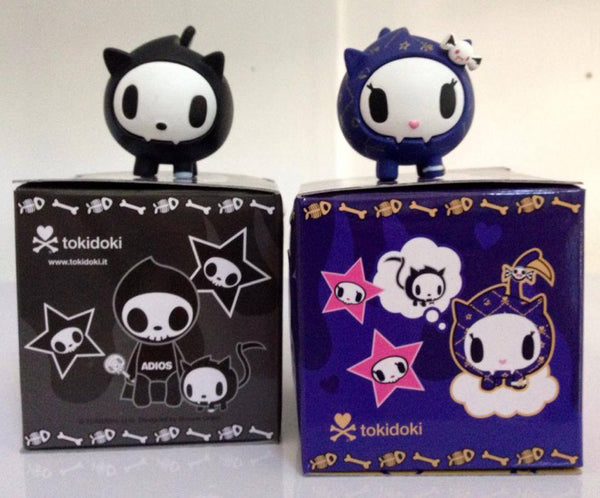 Skeletrina Vinyl Toy - Inkemon