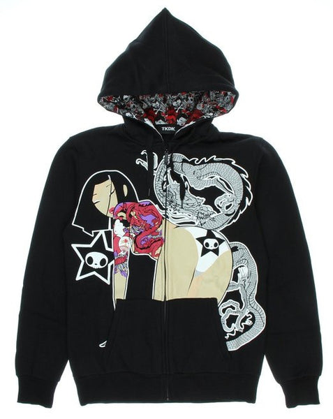 Tokidoki -Polera Back It Up HZ - Inkemon