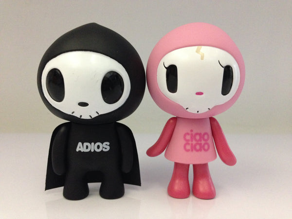 Adios  Art Toy de Tokidoki - Inkemon
