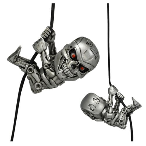 Scalers  Serie 2 Mini figuras Endoskeleton - Inkemon