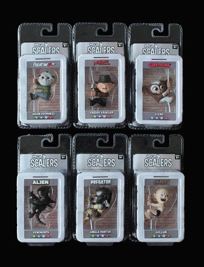 Scalers  Serie 1 Mini figuras Freddy - Inkemon