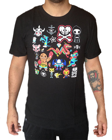 Tokidoki -Polo Piece Together - Inkemon
