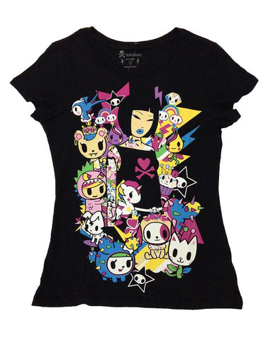Tokidoki -Polo Planet Love - Inkemon