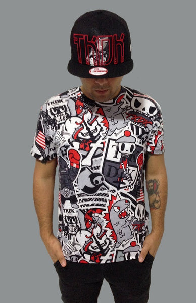 Tokidoki -Polo Stacked - Inkemon