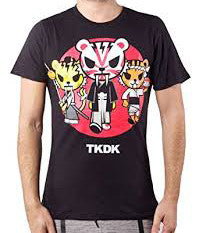 Tokidoki -Polo Tiger Trio - Inkemon