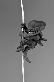 Scalers  Serie 1 Mini figuras Alien - Inkemon