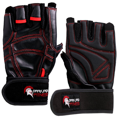 Tracking Your Progressive Overload -- Dark Iron Fitness weightlifting gloves