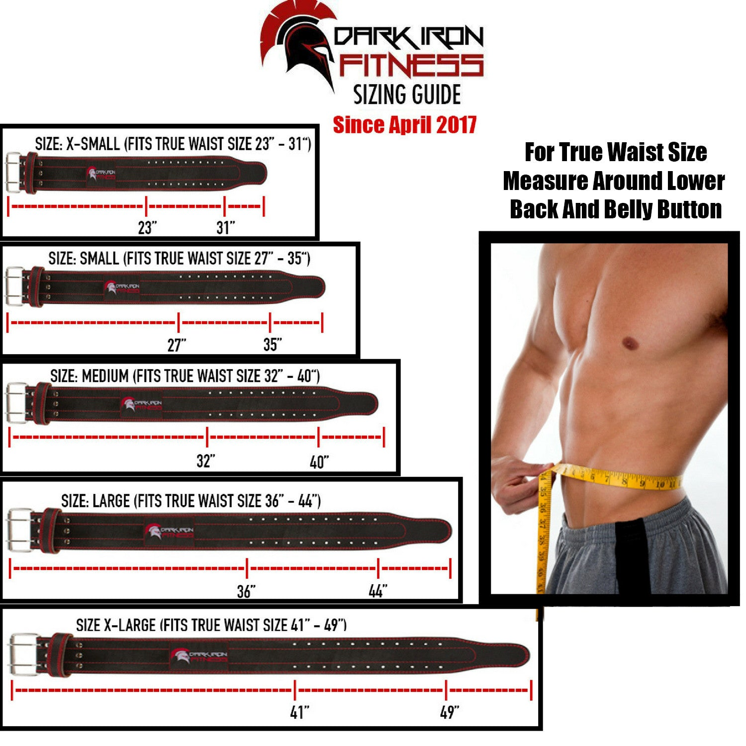 Dark iron fitness genuine leather weight lifting belt dark iron dark iron fitness genuine leather weight lifting belt nvjuhfo Gallery