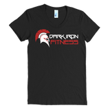 The Dark Iron Fitness Short Sleeve T-Shirt for Females