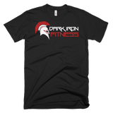 The Dark Iron Fitness Classic Short Sleeve Crew Neck T-Shirt for Men