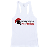 The Dark Iron Fitness Racerback Tank Top for Females