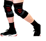 Dark Iron Fitness Adjustable Knee Sleeves