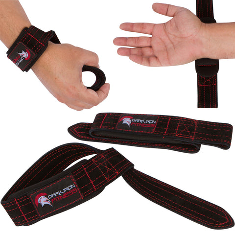 Purpose of Lifting Straps--The Safest Way to Train: Dark Iron Fitness Lifting Straps