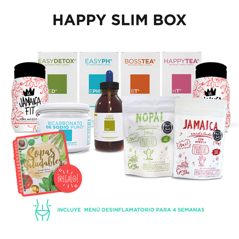 Happy Slim Box