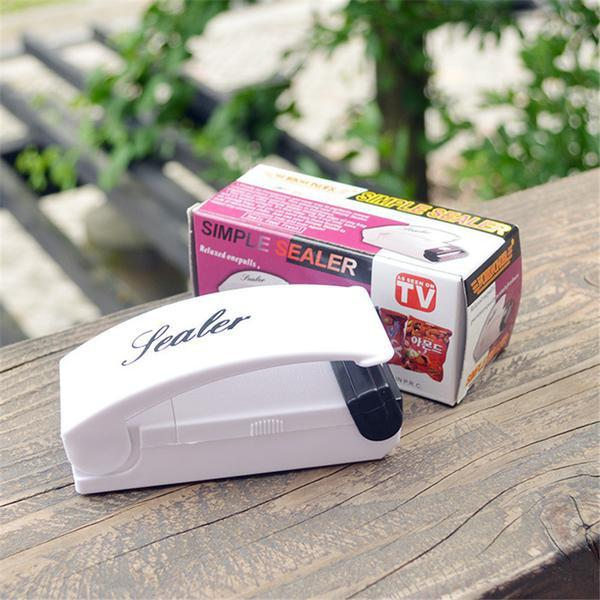 MINI PORTABLE FOOD HEAT SEALER.