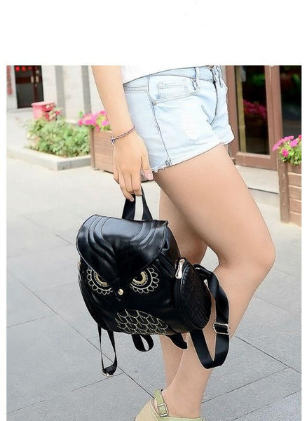 Premium Quality Owl Backpack. FREE SHIPPING