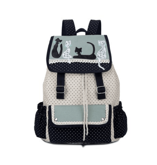 2016 Multicolor CAT Backpack ! FREE SHIPPING