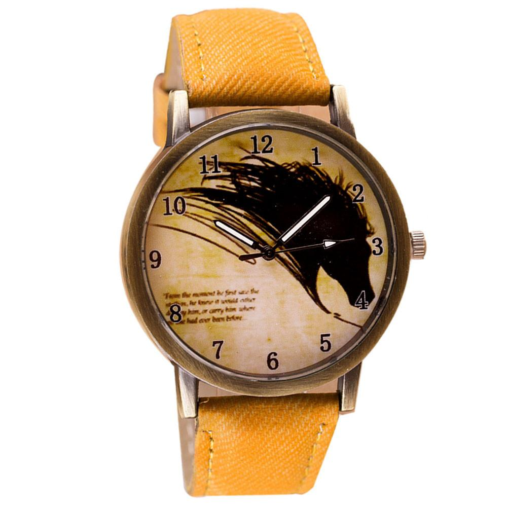[SPECIAL PROMO] 2016 Vintage Horse Watch -FREE GIVEAWAY - QualityGrab
