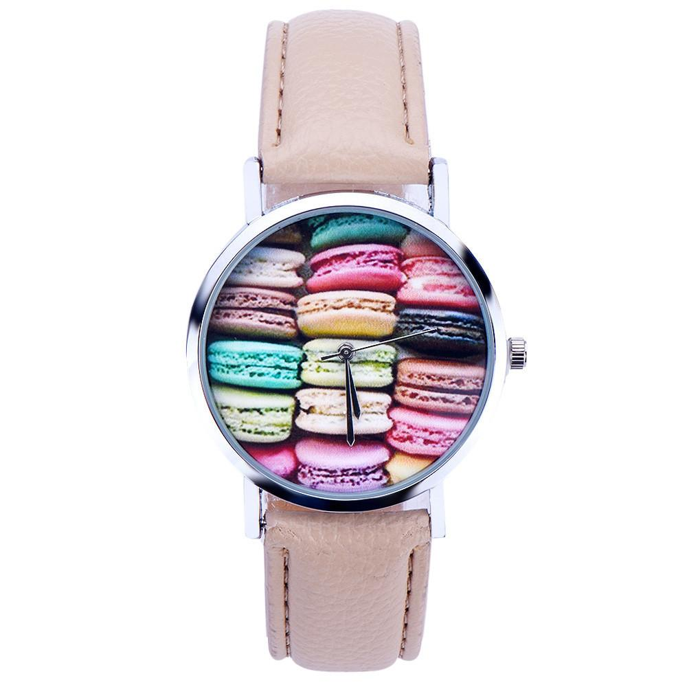 New Design Macaron Womwn Watch - FREE SHIIPPING!