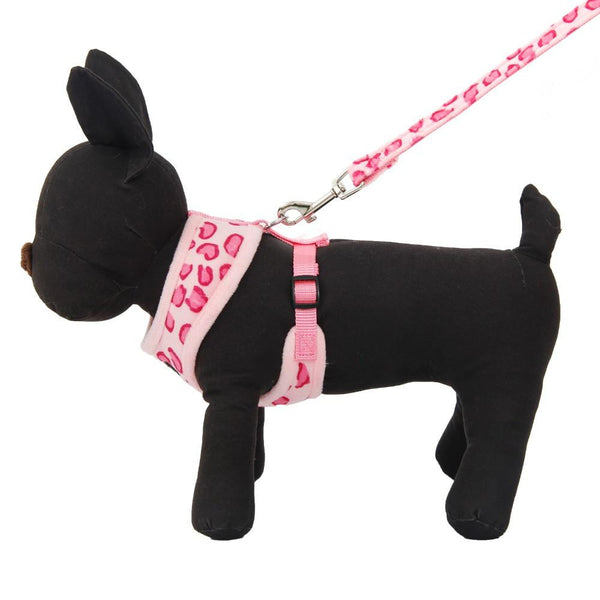 Puppy Dog Harness Set, Come With 2 Colors . FREE SHIPPING! - QualityGrab