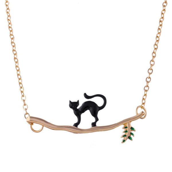 Free Giveaway Vintage Lovely Cat Necklace. Just Pay Shipping - QualityGrab