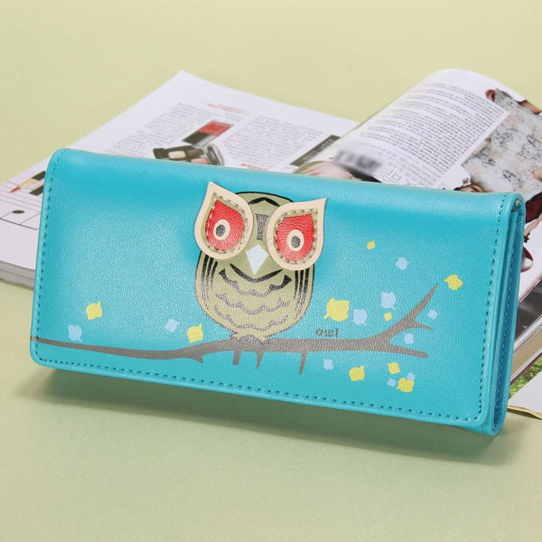 Fashion Korean Owl Wallets. FREE SHIPPING - QualityGrab
