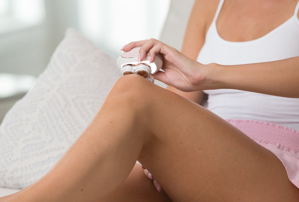 FLAWLESS LEGS- Painless Hair Remover