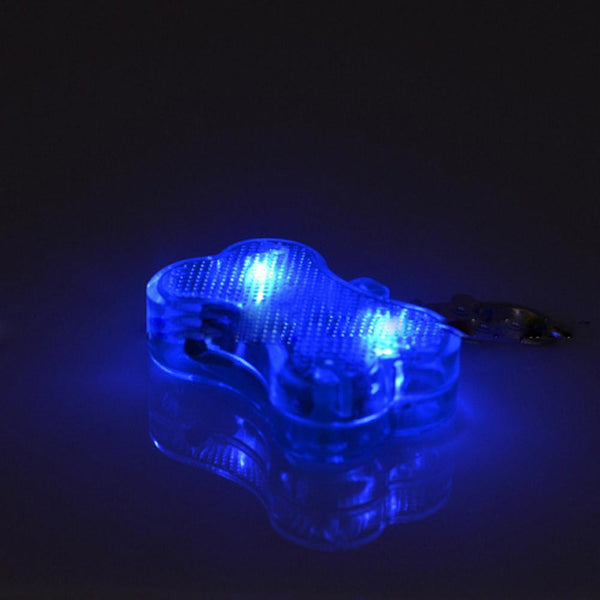 FREE Giveaway Safety LED Dog Tag. Just Pay Shipping