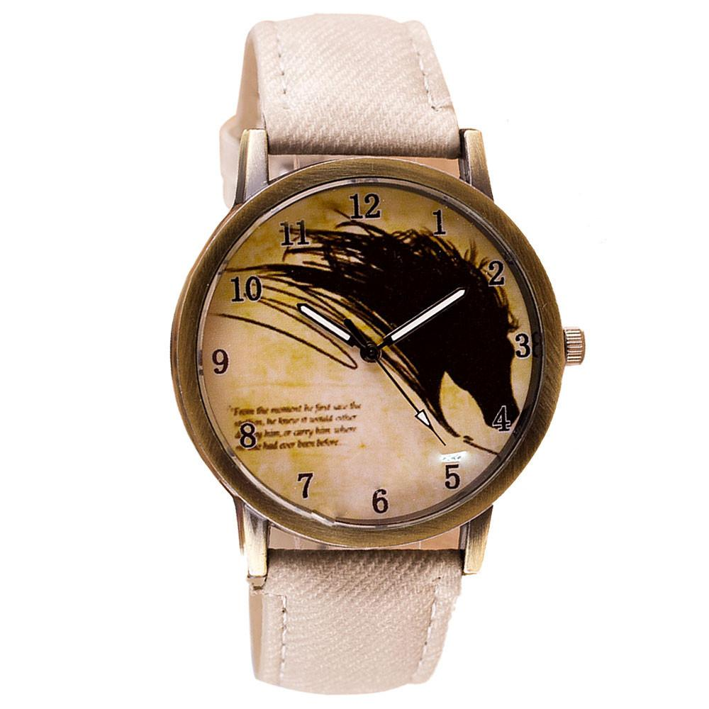 [SPECIAL PROMO] 2016 Vintage Horse Watch -FREE GIVEAWAY