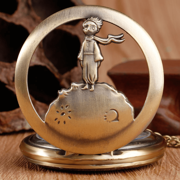 The Little Prince Pocket Watch