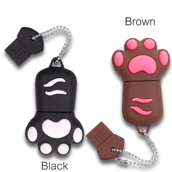 HOT SALES: Cute Cat Usb Flash Drive. Free Shipping