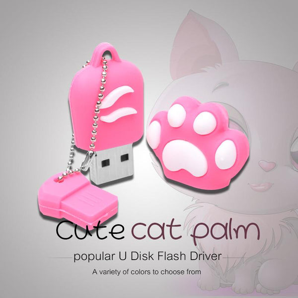 Hot Selling: Cute Cat Usb Flash Drive. Free Shipping - QualityGrab