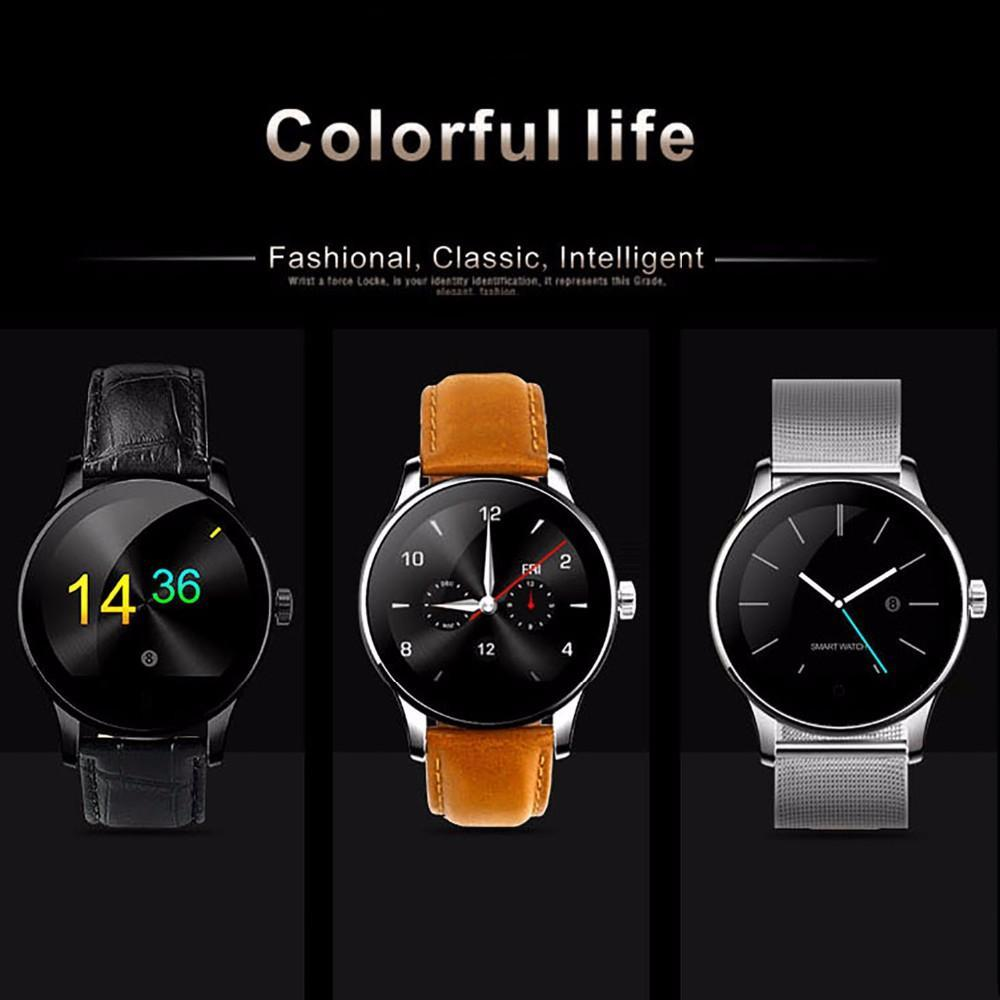 Quality Grab Classy Sports Smart Watch (Android & IOS)