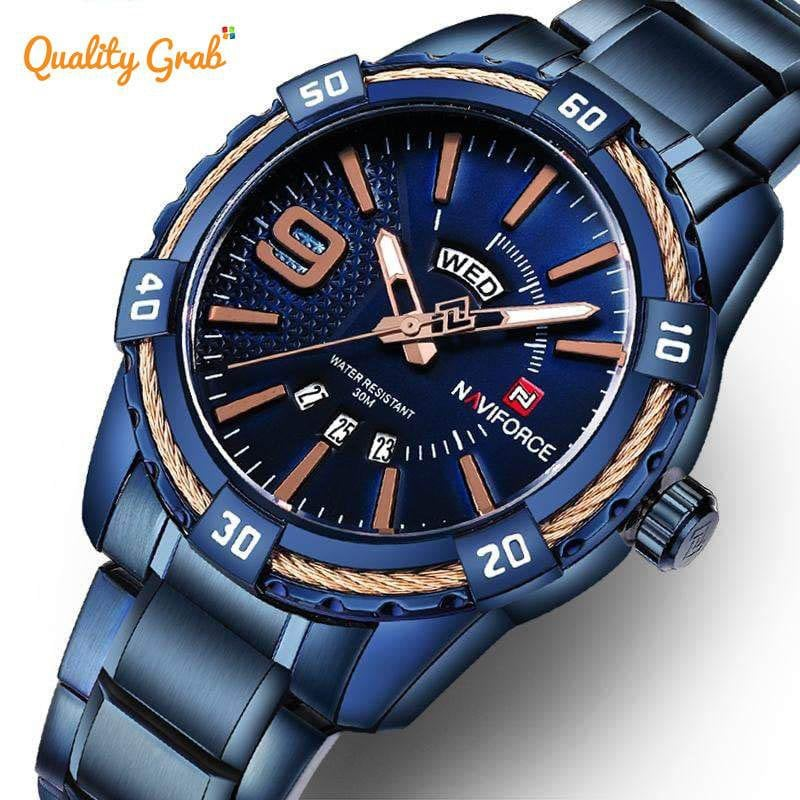 QG18 Fashion Waterproof Military Watches