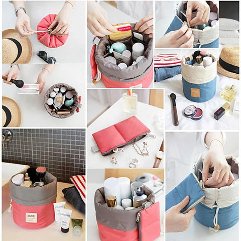 All In 1 -Travel Cosmetic Bag. FREE Shipping Worldwide