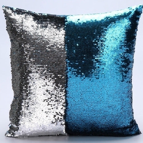 Mermaid Magical Color Changing Pillow (Cover Only)