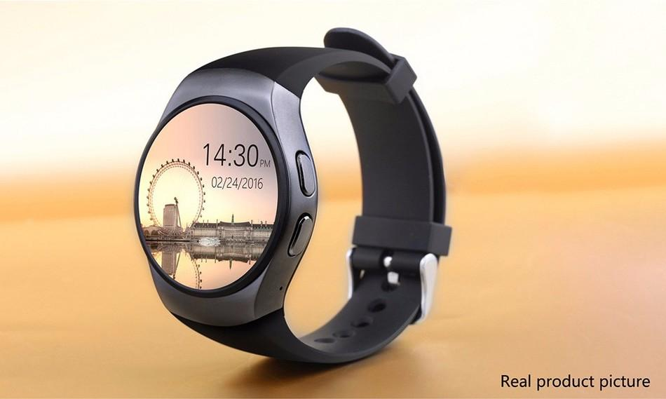 QG Smart Watch With IPS Screen Support SIM Card