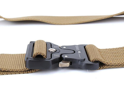 2018 Best Tactical Military Buckle Belt