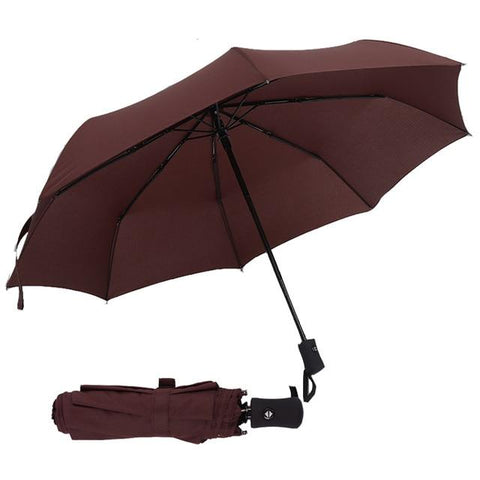Automatic Folding Windproof Umbrella
