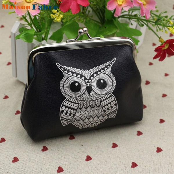 Excellent Quality women's coin purse elephant printinglady change purse Patent Leather coin wallet,Female money bag wallet