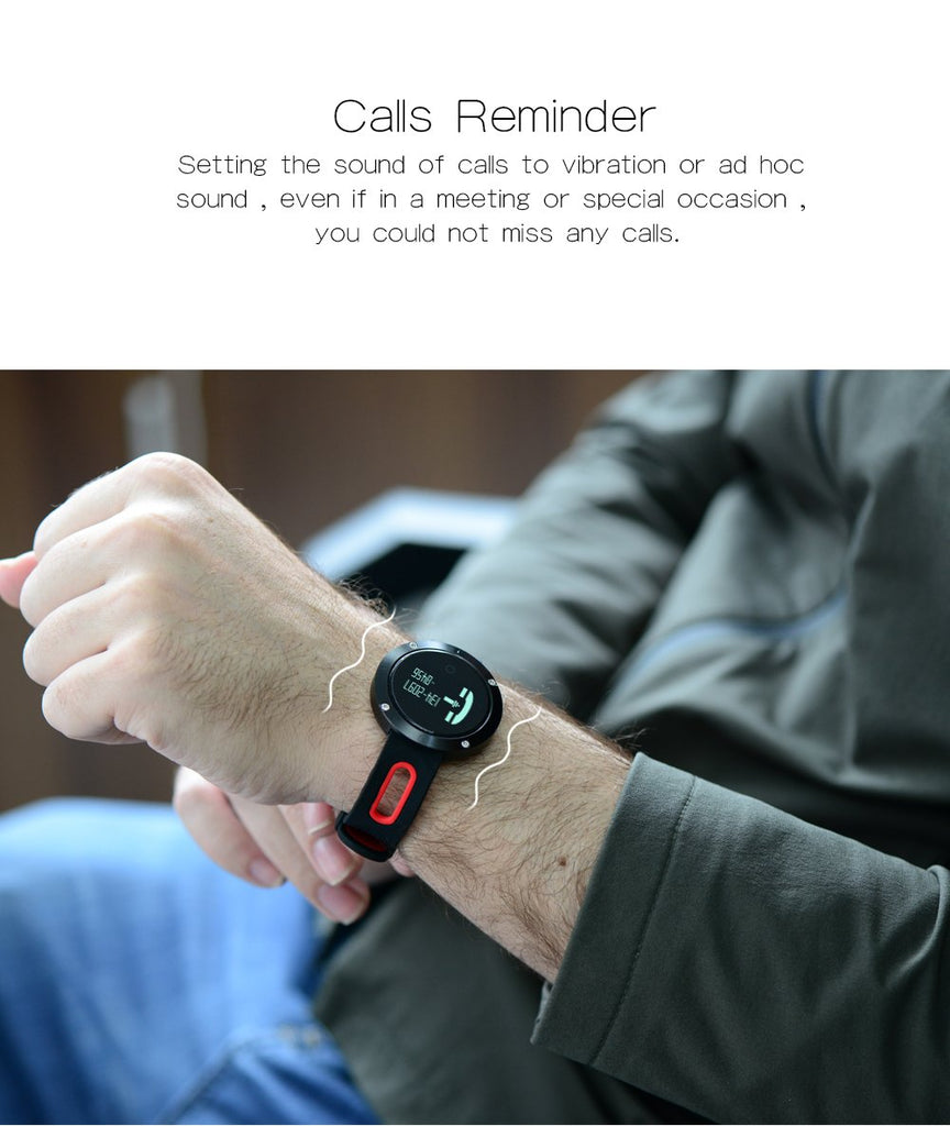 Stylish Waterproof Smartband Watch