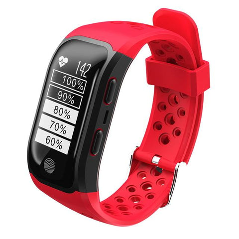 Multi Sport Fitness Band (GPS+Waterproof)