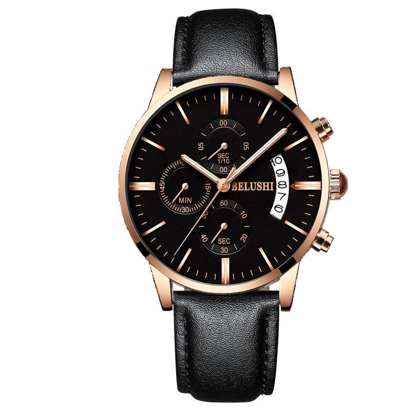 THE BELUSHI - Business Waterproof Quartz Watch