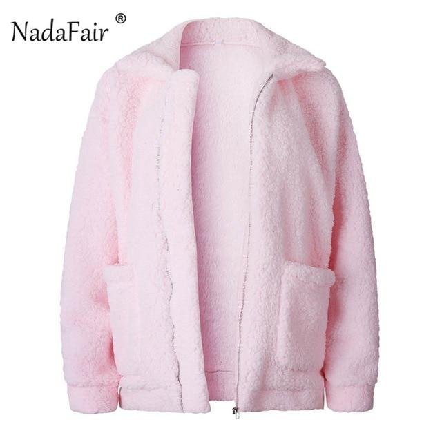2018 Hot Winter Plush Thick Jacket