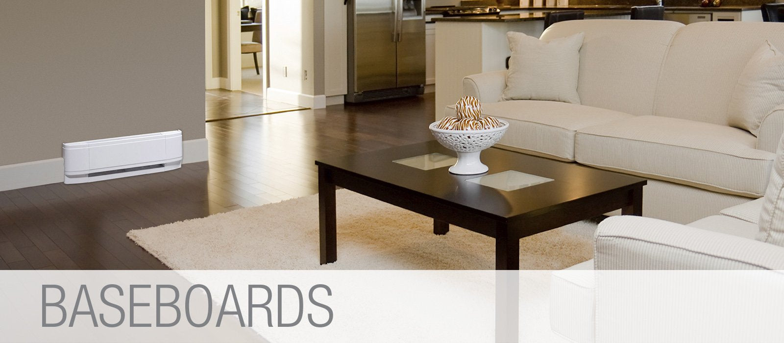 Baseboards (Home Heat)