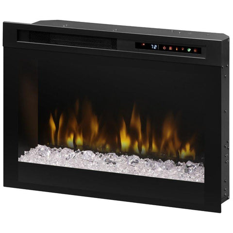 "Dimplex 26"" Multi-Fire XHDÔäó Firebox With Acrylic Ember Media Bed - XHD26G"