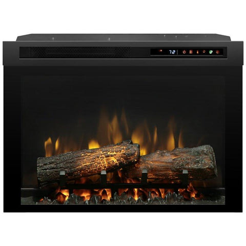 "Dimplex 26"" Multi-Fire XHDÔäó Firebox With Logs - XHD26L"