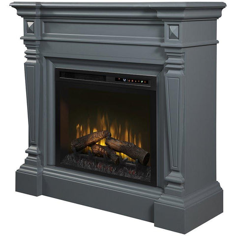 Dimplex Heather Electric Fireplace Mantel With Logs - GDS28L8-1941WE