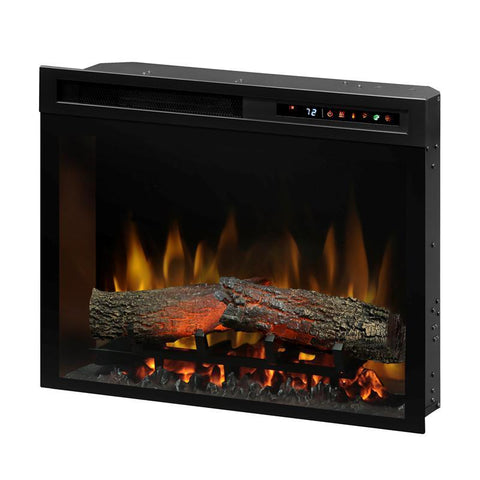 "Dimplex 23"" Mulit-Fire XHDÔäó Plug-In Electric Firebox with Logs - XHD23L"