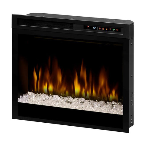 "Dimplex 28"" Multi-Fire XHDÔäó Firebox With Acrylic Ember Media Bed - XHD28G"